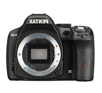 Pentax K-50 16MP Digital SLR Camera with 3-Inch LCD - Body