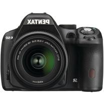 Pentax K-50 16MP Digital SLR Camera Kit with DA L 18-55mm WR