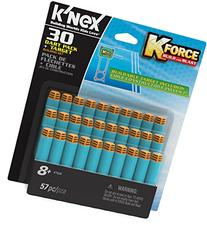 K'NEX K-FORCE - 30-Dart Pack and Target - 51 Pieces -  Ages