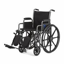 Medline K3 Lightweight Wheelchair with Desk-Length Arms and