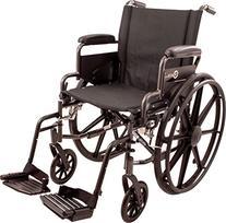 Roscoe Medical K42016DHFBSA K4-Lite Wheelchair with Swing