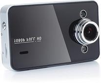 Portable 1080p Carcam Car DVR K6000 G-sensor Function Hold