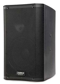 QSC K8 2-Way Powered Speaker - 1000 Watts, 1x8