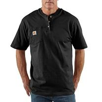 Carhartt Men's K84 Short Sleeve Workwear Henley - 2X-Large