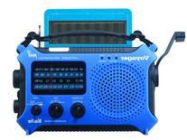 Kaito KA500BU 5-Way Powered Emergency AM/FM/SW Weather Alert