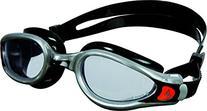 Aqua Sphere Kaiman EXO Clear Lens Goggles, Silver/Black