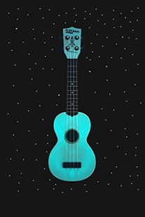 Kala Makala Waterman Glow in the Dark Aqua Blue Soprano