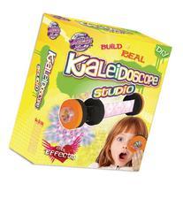 Wild! Science Kaleidoscope Studio - DIY - Build a Real