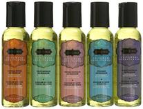 Kama Sutra Massage Oils,  59 ml Set of Five