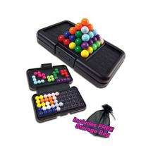 Kanoodle Brain Teaser Puzzles with Free Storage Bag