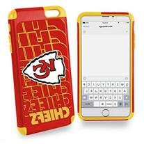 Forever Collectibles Kansas City Chiefs iPhone 6 Plus Case