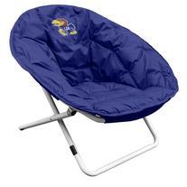 Logo Chairs Kansas Jayhawks Sphere Chair