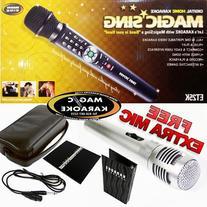 Magic Sing Karaoke Mic ET25K Spanish Version 1573 Spanish