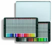Staedtler Karat Aquarell Premium Watercolor Pencils, Set of