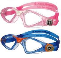 Aqua Sphere Kayenne Junior Kids Swim Goggle Eyewear, BL-PK-