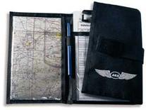 ASA VFR Tri-Fold Kneeboard
