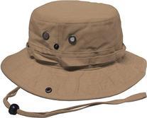 KB-BUCKET2 KHK The Go-to Boonie Hat for OUTDOOR Activities
