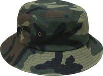 KB-BUCKET1 CAM The Go-to Bucket Hat for OUTDOOR Activities