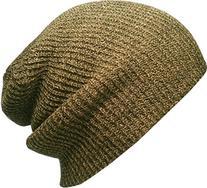 KBW-10 OLV Heather Slouchy Beanie Skull Cap Hat