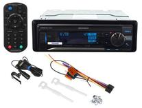 Kenwood KDC-BT855U Single-Din In Dash CD/MP3 Receiver with
