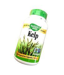 Nature's Way Kelp - 180 capsules/ 600mg