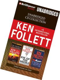Ken Follett Unabridged CD Collection: Lie Down with Lions,
