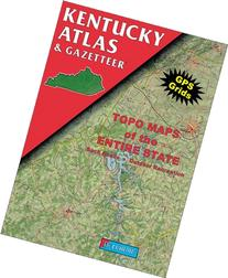 Kentucky Atlas and Gazetteer