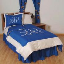 Kentucky Wildcats Reversible Comforter Set - Twin