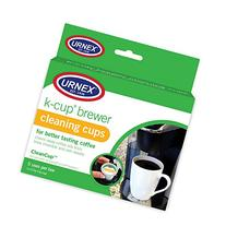 Urnex K-Cup Coffee Maker Cleaner - 5 Pods - Coffee Cleaner