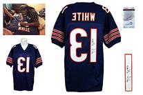 Kevin White Signed Jersey - JSA Witness - Chicago Bears