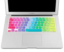 MOSISO Keyboard Cover with Pattern Compatible 13/15 Inch,