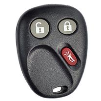 Replacement Keyless Entry Remote Car Key Fob for 3 Button