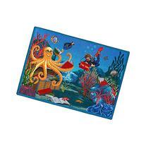 Joy Carpets Kid Essentials Language & Literacy Fish Tales