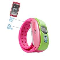 ANDROSET Kids GPS Tracker SIM Card Operated Watch for