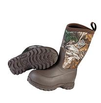 Kids' Muck Rugged II Waterproof Winter Boots, CAMO, 9