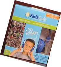 Kidz Safe my Design headphones
