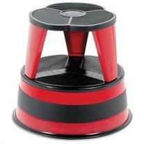 Cramer Kik-Step 1001 Rolling Step Stool - 500 lb Load