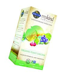 Garden of Life mykind Organic Plant Calcium - Vegan Whole