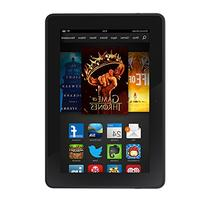 """Kindle Fire HDX 7"""", HDX Display, Wi-Fi and 4G LTE, 32 GB -"""