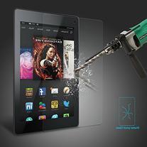 "MoKo Screen Protector for Kindle Fire HD 6"",  Premium HD"