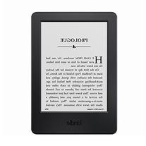 "Kindle E-reader, 6"" Glare-Free Touchscreen Display, Wi-Fi -"