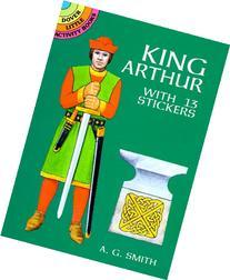 King Arthur: Sticker Book