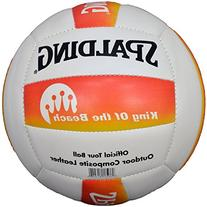 Spalding King Of The Beach Outdoor Volleyball