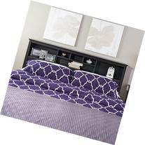 Prepac King Bookcase Headboard - BSH-8445
