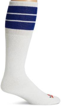 Wigwam Men's King Tube Knee High Classic Sport Sock, Royal,
