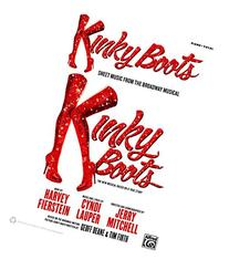 Kinky Boots -- Sheet Music from the Broadway Musical: Piano/