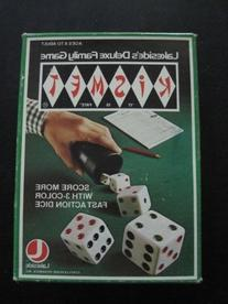 Kismet, Dice Poker Game of Modern Yacht