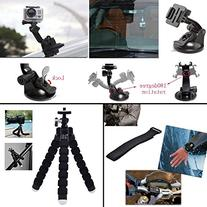 Accessories Bundle kit for sj4000 / sj5000 cameras and