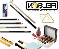 Billiards Accessories Kit - 32 Piece by Felson Billiard