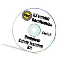 #1 Forklift Certification Kit - Everything You Need to